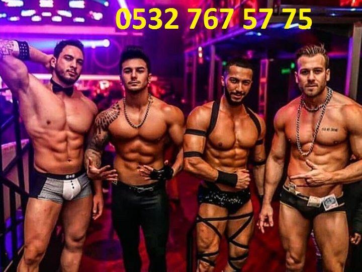 Erotik Dansçılarla Bekarlığa Veda Partisi